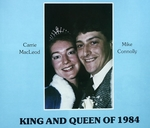 Winter Carnival Queen & King 1984