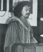 David Suzuki- 1st honourary degree was from UPEI